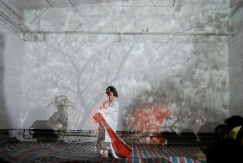 The Open Art Performance Festival, Beijing, 2009